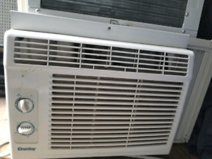 2 air conditioners for sale
