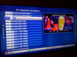 Arabic TvBox (lifetime) Arabic Channels