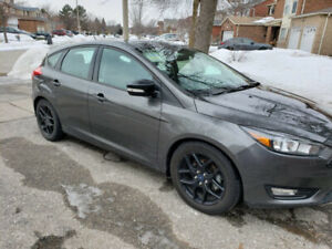 REDUCED PRICE - 2015 Ford Focus SE Sedan With Sport Package