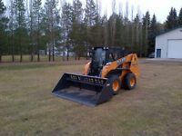 Jentra Contracting Bobcat Services, Landscaping, Removal