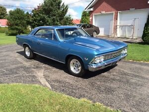 Chevelle 1966 impeccable