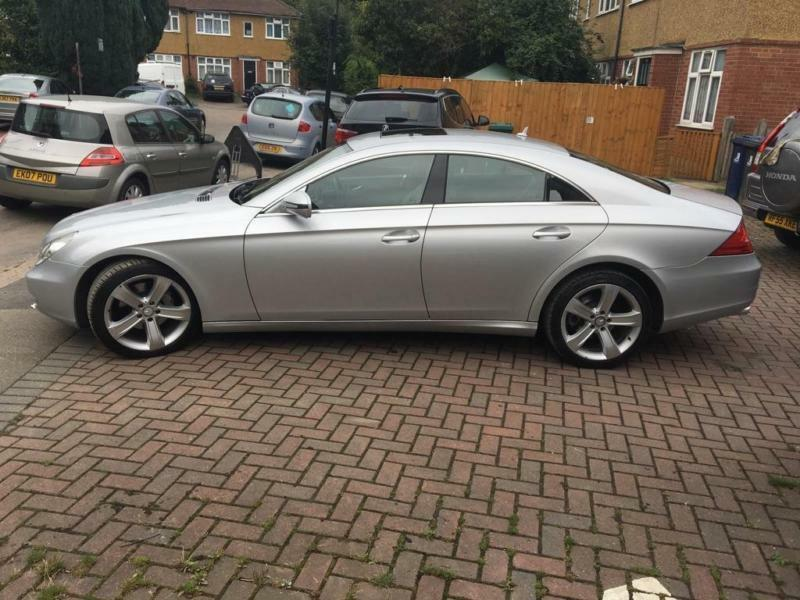 2010 Mercedes-Benz CLS 3.0 CLS350d Grand Edition 7G-Tronic 4dr