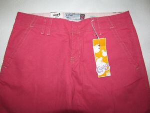 OLD NAVY Pink Stretch Capris Pants - Size 0 - NEW Gatineau Ottawa / Gatineau Area image 4
