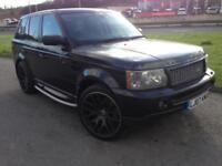 2007 Range Rover Sport HSE TDV6 - New MOT - FSH - 98000 Miles