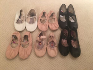 Dance shoes sizes 11,12,13 various styles