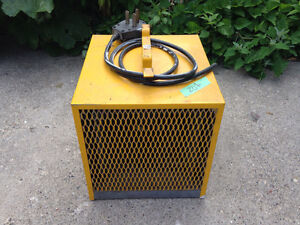 240V 4800W space heater