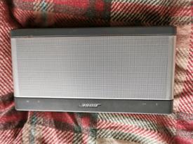 Bose soundlink speaker 3