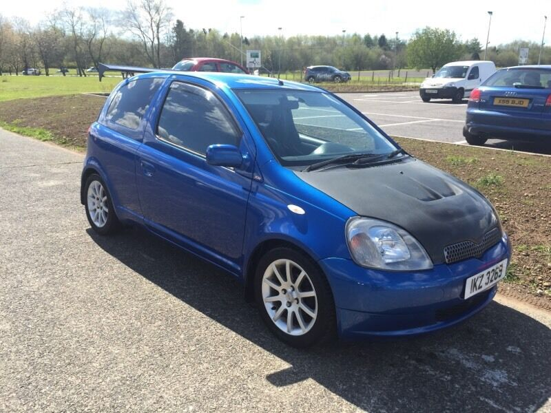 toyota yaris 2002 1 3 sr 3 door price reduced in ballymena county antrim gumtree. Black Bedroom Furniture Sets. Home Design Ideas