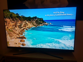 Hisense Uled 65 inch 4k smart tv