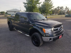 2014 FORD F150  SUPERCREW  4X4 *** 100% APPROVED ***