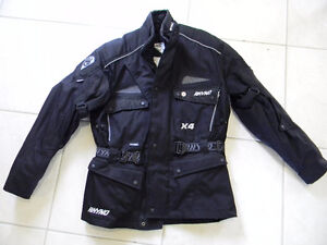 **NEW PRICE** Rhyno Men's XL Motorcycle Jacket Like New