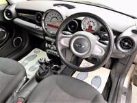2008 MINI Hatch 1.6 One 3dr Petrol silver Manual