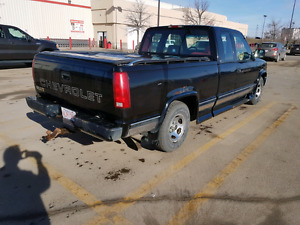 1994 extended cab. Short box.