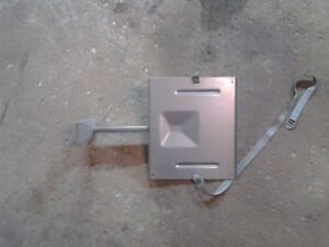 $20 · Adjustable wall mount for smaller TV.