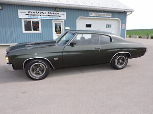 1971 CHEVELLE  SS 454 AUTOMATIC ** FINANCING AVAILABLE**