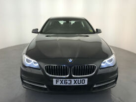 2013 63 BMW 520D SE AUTOMATIC DIESEL 1 OWNER SERVICE HISTORY FINANCE PX WELCOME