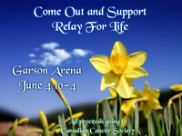 Relay for Life Charity Craft & Vendor Show