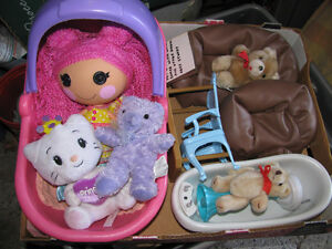 LALALOOPSY SEW MAGICAL HOUSE WITH PET ELEVATOR Kingston Kingston Area image 3