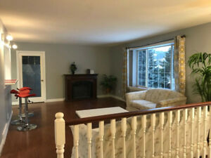 Renovated 4 bed+ 2 bath Bright Furnished home(utilities include)