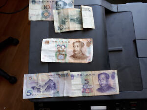 Chinese YUAN for collector