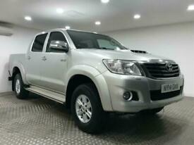 2014 Toyota Hilux 2.5 D-4D Icon Double Cab Pickup 4WD 4dr Pickup Diesel Manual