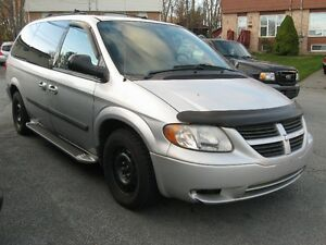 2005 Dodge Grand Caravan Minivan, Van