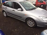 2004 Ford Focus car