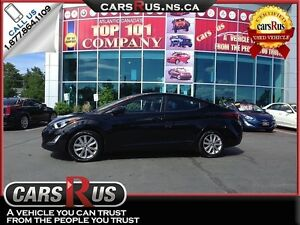 2016 Hyundai Elantra Sunroof Heated Seats Bluetooth