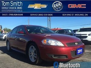 2011 Chevrolet Impala LTZ   -  AIR -  LEATHER