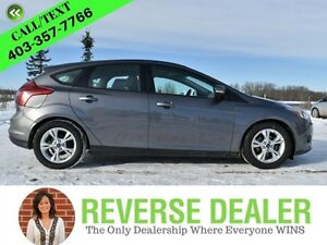 2014 Ford Focus SE Hatch  Heated Cloth Seats, Ford Sync, Great P