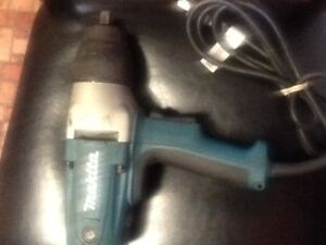makita 1/2 electric impact