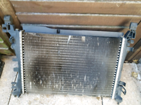 Corsa d radiator