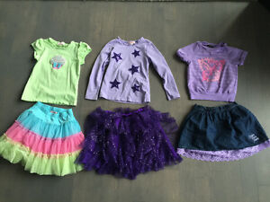 Size 7 youth girl clothes - $40 for all