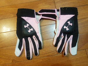 Football Gloves - excellent condition Youth Women's Medium