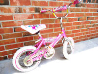 12 inch Girls Lil Dreamer / Magna Bike -Pink-Very Nice Condition