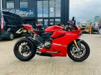2012 DUCATI 1199 PANIGALE S ABS, EXCELLENT CONDITION, £12490 OR FLEXIBLE FINANCE