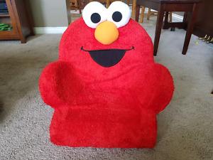 Toddler foamy chair