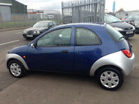 Ford Ka 1.3 2006MY Style Climate Two-Tone