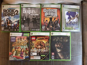 Selling used Xbox and XBox360 games