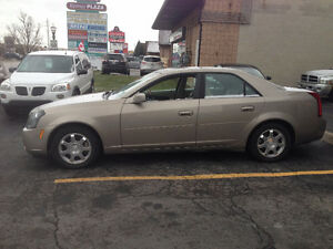 * SALE * 2003 Cadillac CTS Base Sedan LOW 118K's Safety & ETest