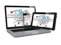 NEED HELP WITH YOUR SOCIAL MEDIA? | ET SOCIAL MEDIA MANAGEMENT 07514925257