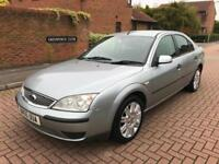 2005 Ford Mondeo 2.0TDCi 115 ( SIV ) 6sp LX