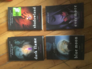 Alyson Noel books