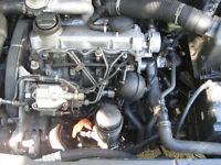 A vendre moteur vw tdi ALH pompe a feul 11mm automatique