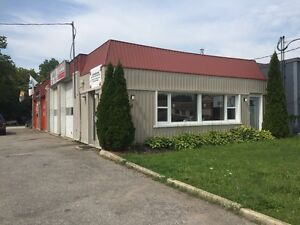 Shop/Commercial Space For Lease (MU-1 Zoning)