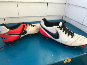Size 8.5 soccer cleats
