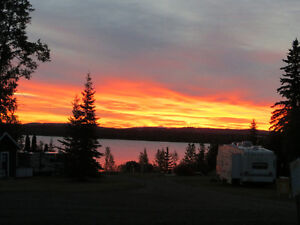 RV Park/Campground Featuring Log Home For Sale Prince George British Columbia image 2