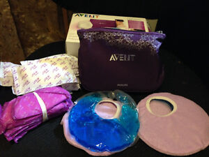 Avent. Breast feeding relief