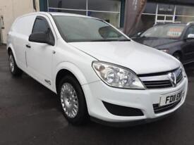 2011 11 Vauxhall Astravan 1.3CDTi 16v Club ECO Flex COMBI Van