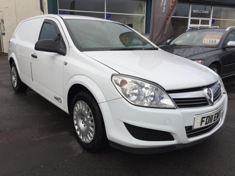 2011 11 Vauxhall Astravan 1.3CDTi 16v Club ECO